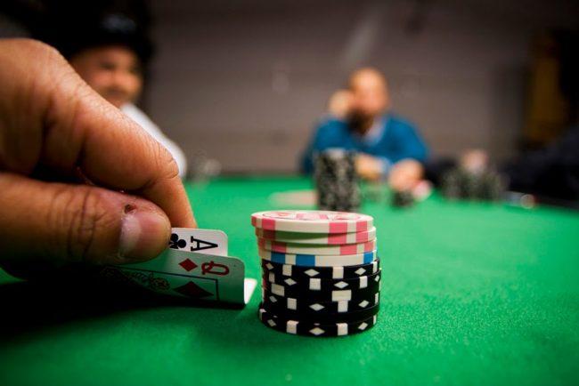 Texas Holdem Online Real Money California