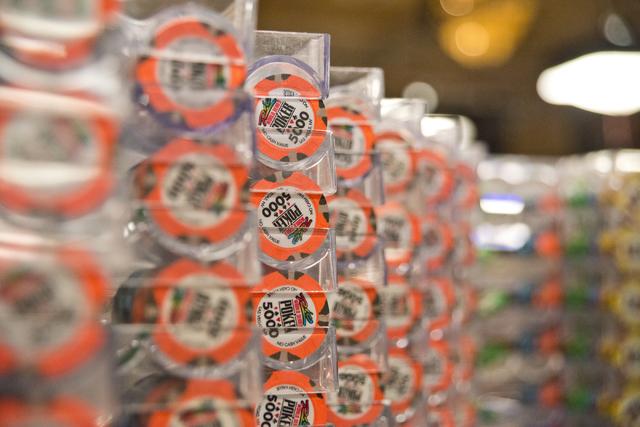 WSOP 2016 Las Vegas