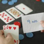 percentage of poker hands