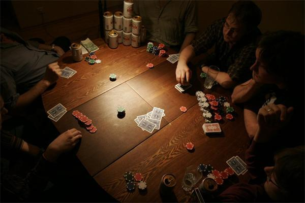 Home Poker Game