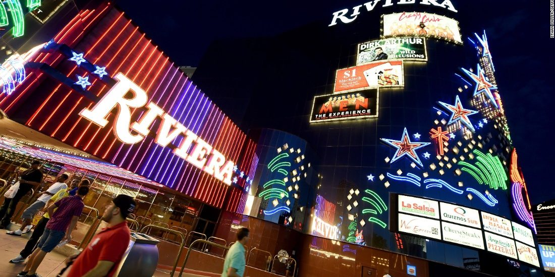 Las vegas riviera casino news odds on roulette machines