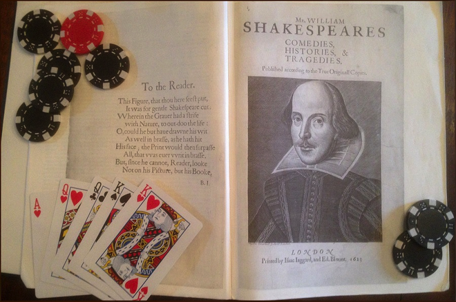 Shakespeare, the Unexpected Poker Coach